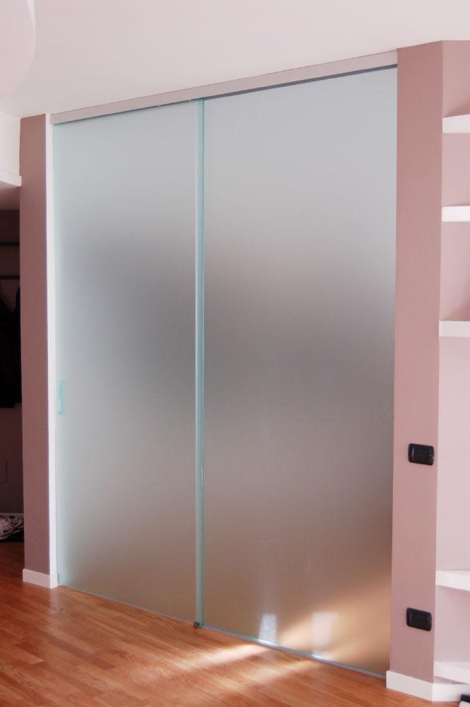 Doors and sliding vetreria airoldi for Vetreria airoldi